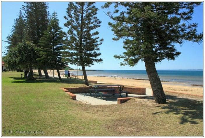 Suttons Beach Park Shoreline