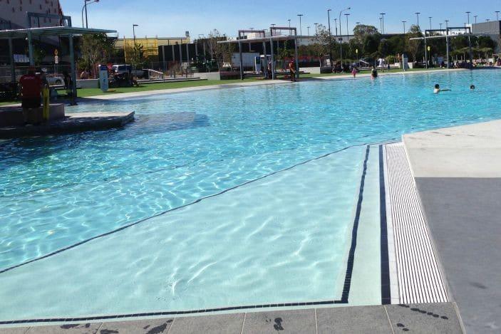 Orion Lagoon | Free Water Park in Springfield | Brisbane Kids