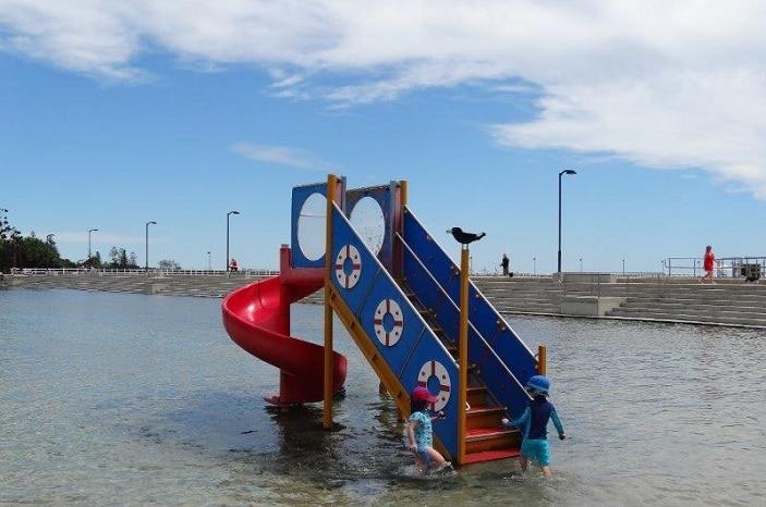 tidal pool wynnum