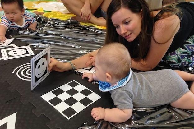 baby movement classes Brisbane