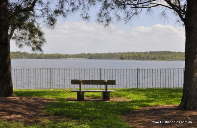 bbq at mcgavin view -- Lake Samsonvale, Brisbane, Pine Rivers Shire