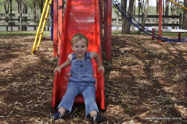 playground at Bullcocky rest, pine rivers shire, brisbane
