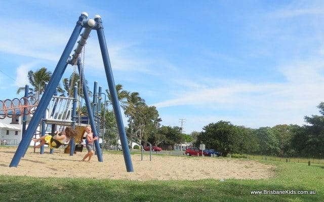 park at cleveland point brisbane