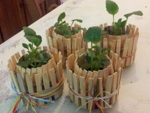 wet weather craft idea