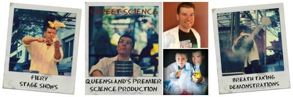 Science parties for kids in Brisbane