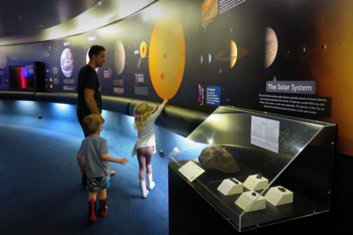 Gallery displays