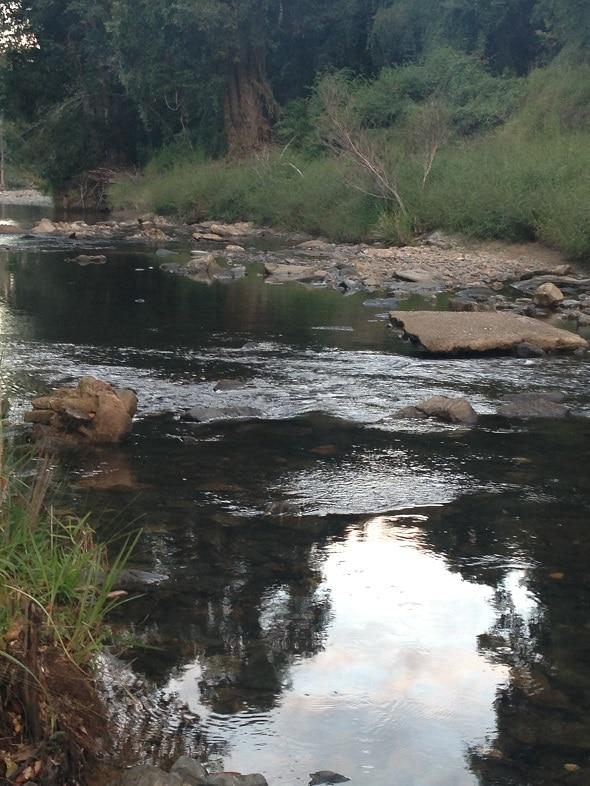 north brisbane creek