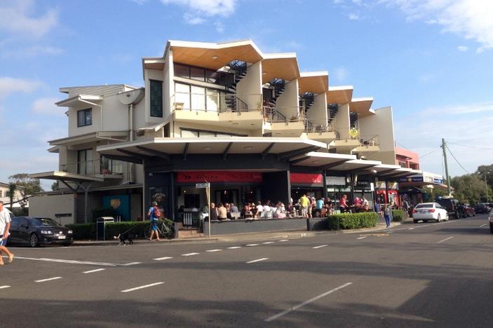 Mudjimba Beach Shops