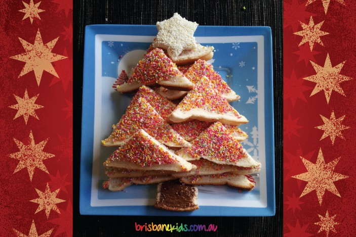 Fairy-Bread-XMas-Tree