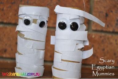 Scary Egyptian Mummies