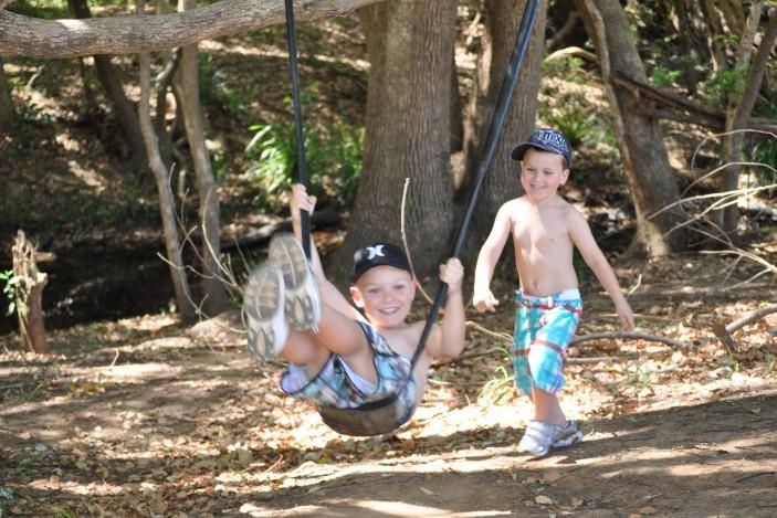 Cedar Creek Swinging
