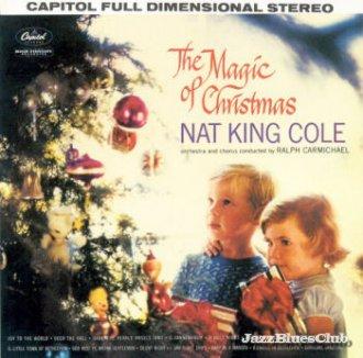 nat king cole magic of christmas