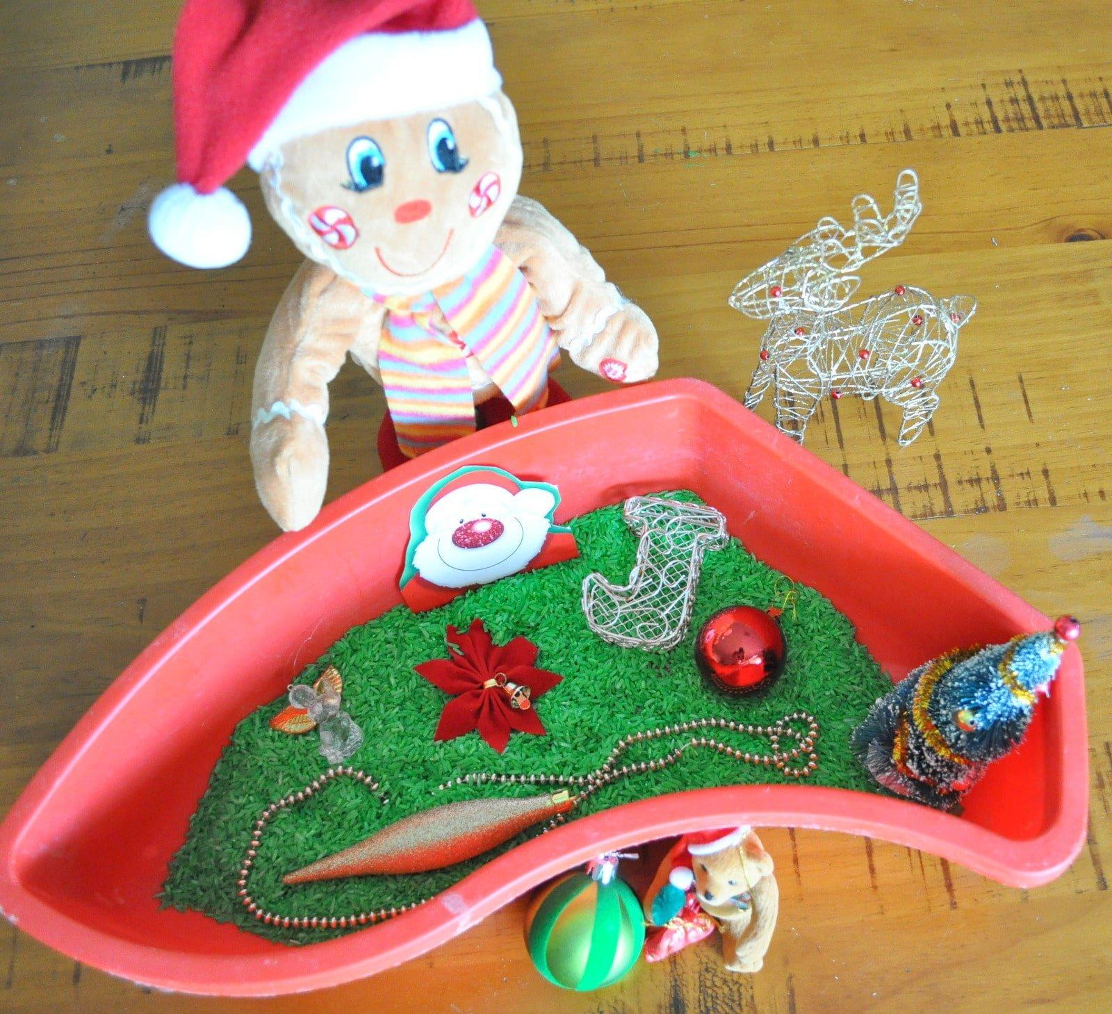 Sensory Christmas Activity For Kids Brisbane Kids