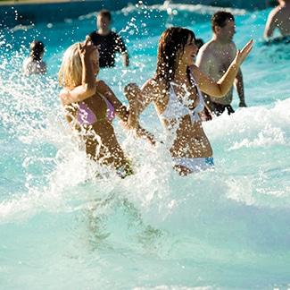 Wet n Wild - Wavepool