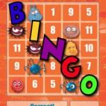 Math Bingo app