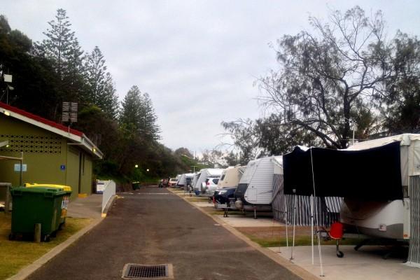 Mooloolaba camping