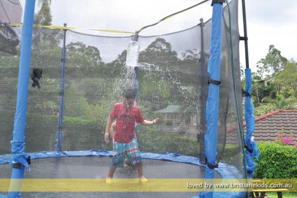 Hanging sprinkler