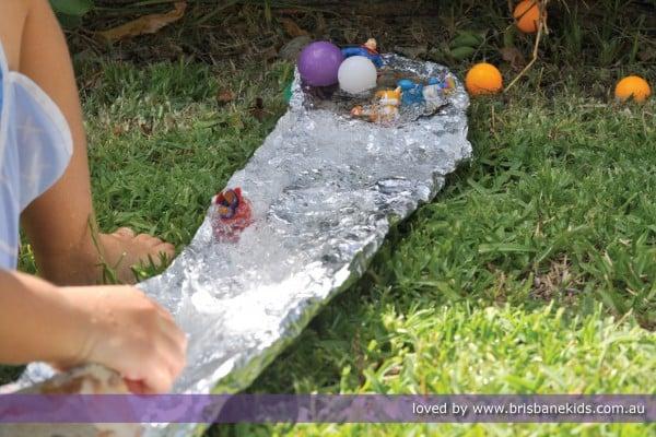 Toy slide