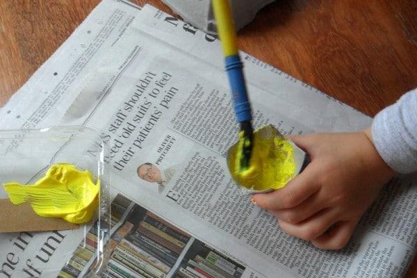 Easter Flower Craft