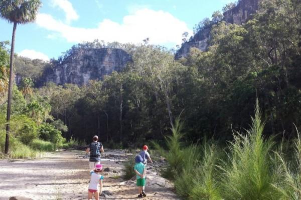 Takarakka Bush Resort camping