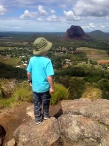 Mount Ngungun View