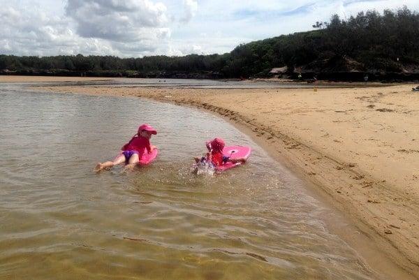 Bottom waters