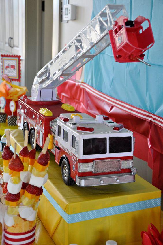 fireman food