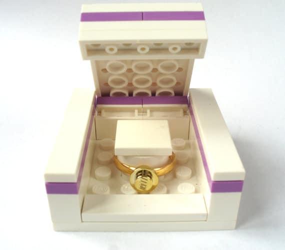 Lego Jewellery Box