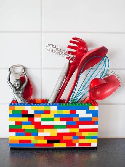 Lego Kitchen Storage