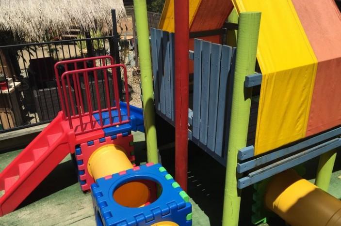 Kids playground Cafe Lagarto