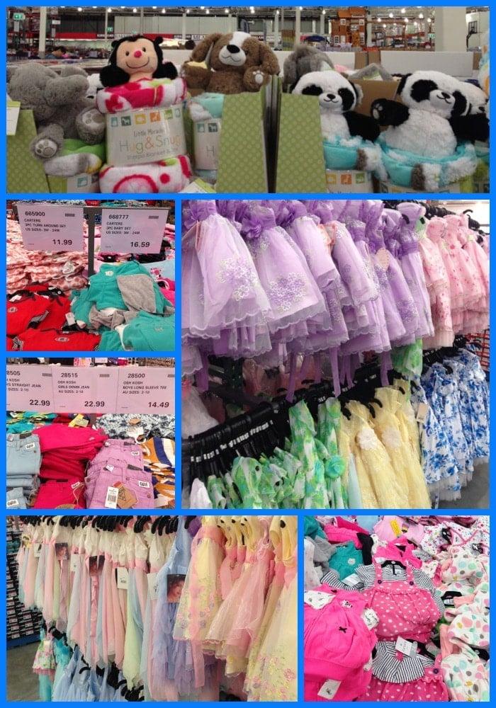 Costco Kids Clothes