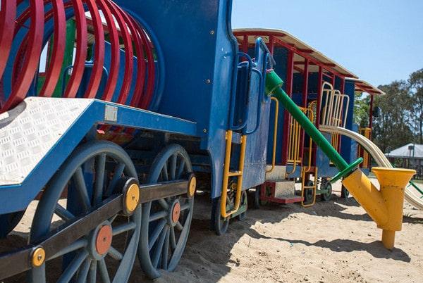 Woodridge Train Park