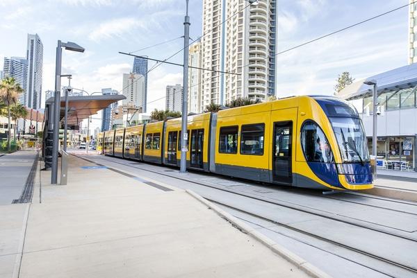 Gold Coast Light Rail Tram