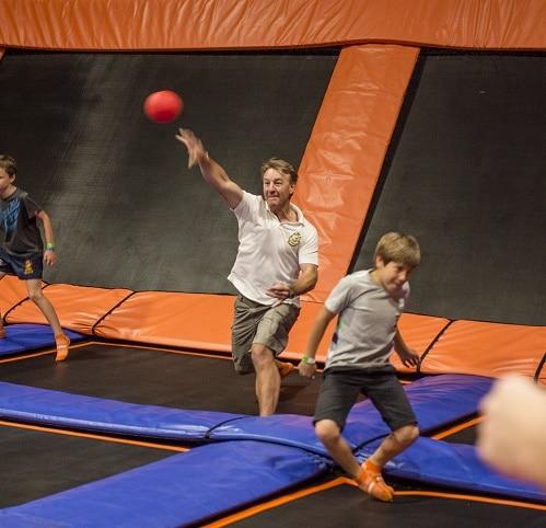 indoor trampoline centre brisbane