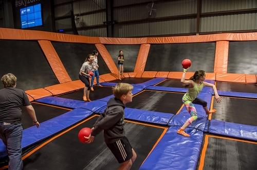 trampoline centre brisbane