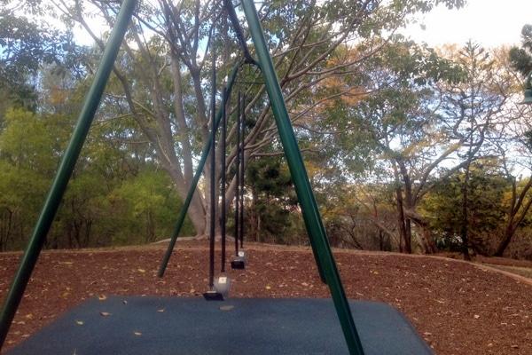 Hidden Brisbane park