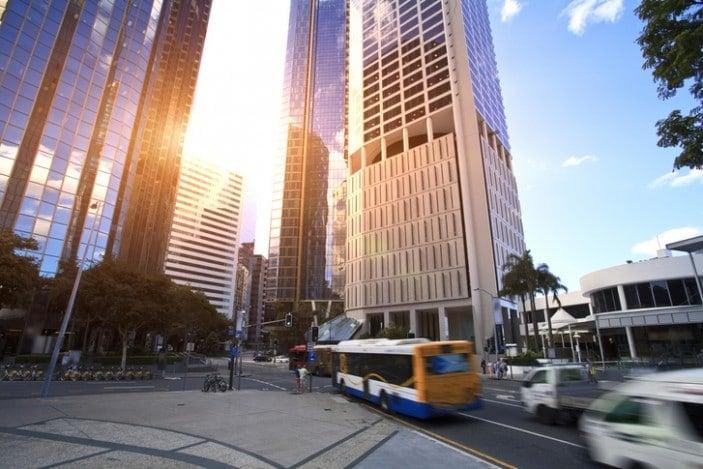 Public transport Brisbane