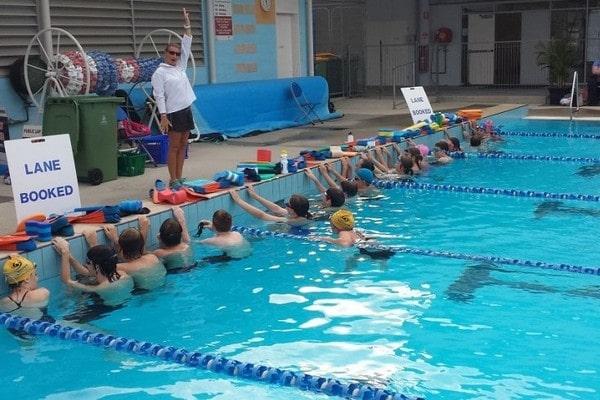 North Lakes Aquatic Centre Brisbane Kids