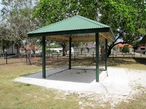 sand pit Turner Playground