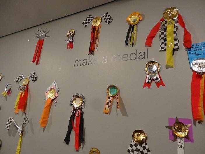 medal room ipswich art gallery