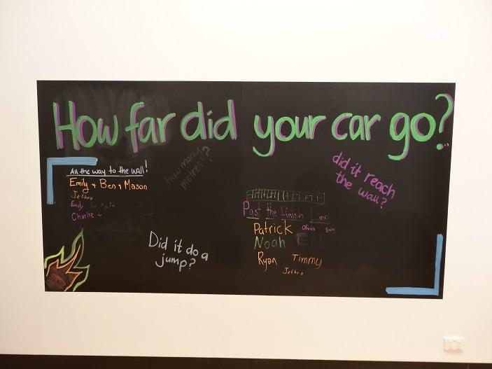 car chart ipswich art gallery