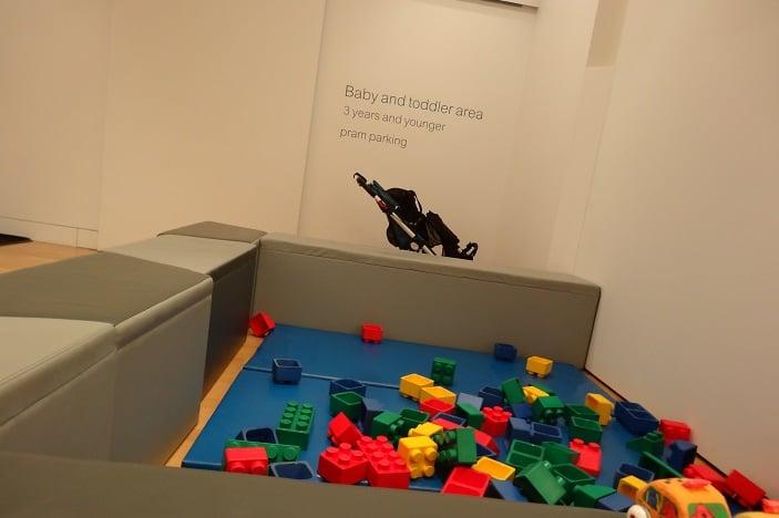 toddlers ipswich art gallery