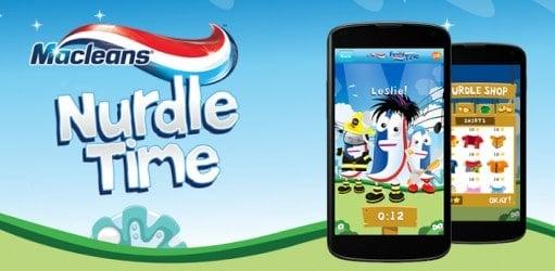 nurdle time app