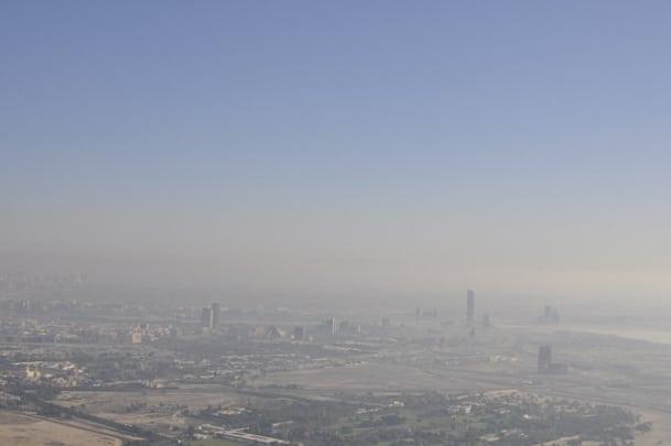 Burj Khalifa - View