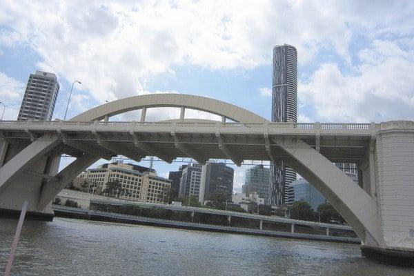 Goodwill Bridge, Brisbane