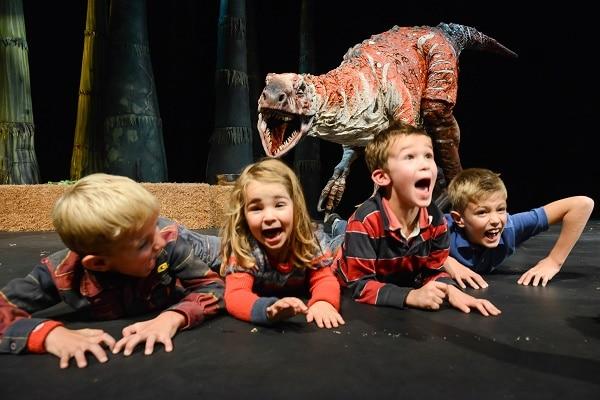 erth dinosaur zoo qpac