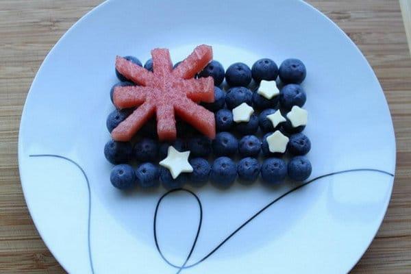 Aussie Fruit Flag