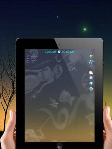 star gazing app for kids