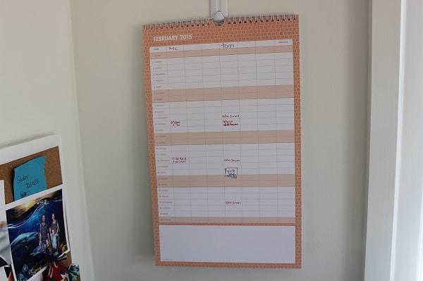 kikki k calendar