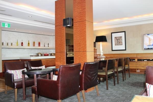 Brisbane Marriott Executive Lounge